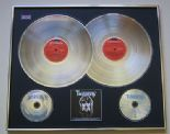 THE WHO - Tommy Original Film Soundtrack PLATINUM Double LP & DOUBLE CD